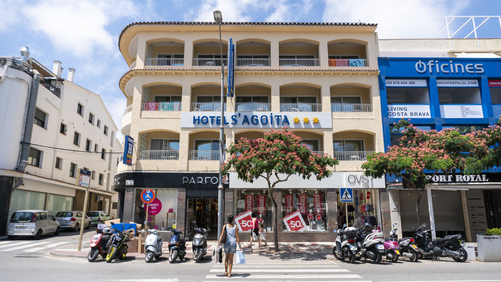 Hotel s'Agoita, your hotel in Playa de Aro
