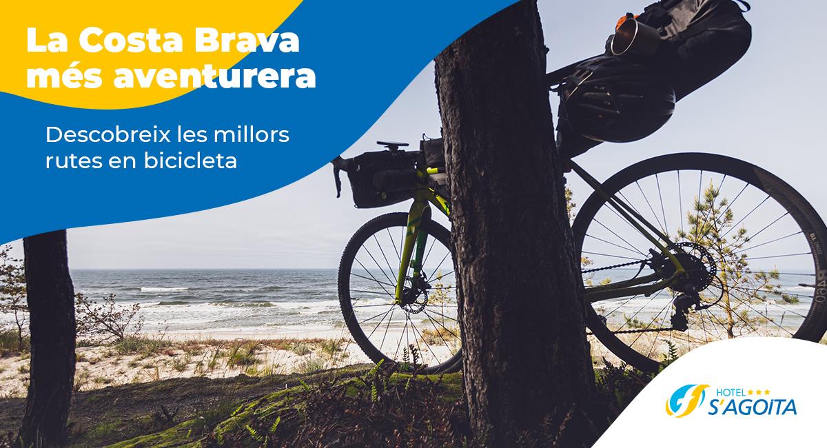 Les millors rutes en bicicleta a la Costa Brava per aquest estiu