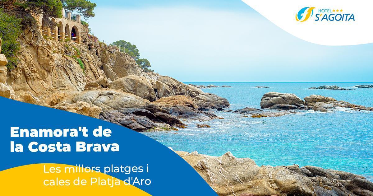 Las mejores playas y calas para disfrutar al máximo en Platja d'Aro