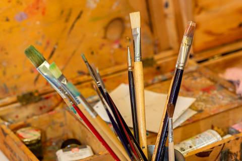 Exposició d'Artistes Locals 2020 a Platja d'Aro