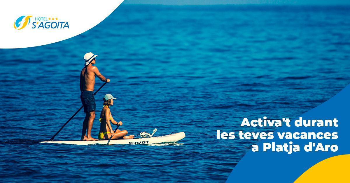 Les 8 activitats de turisme actiu a la Costa Brava més atractives
